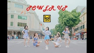 [KPOP IN PUBLIC CHALLENGE] Red Velvet 레드벨벳 'Power Up' | Dance cover by LOL CREW from VIETNAM