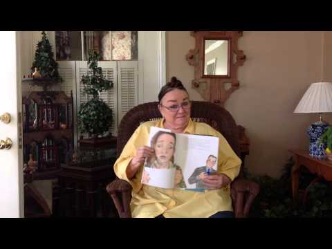 Patricia Polacco talks about her new book Mr. Wayne's Masterpiece