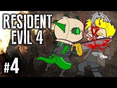 Resident Evil 4 HD | Part 4 - VLAD THE IMPALER