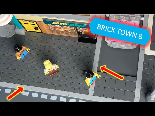 Neues Fliesmuster für die Stadt - Brick Town 8