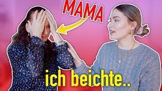 JUGENDSÜNDEN, die ich meiner Mutter NIE erzählt habe .. mit meiner Mama