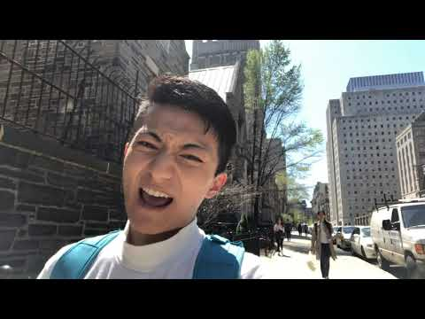 A Day in my Life at Columbia University   Graduate Student at Teachers College