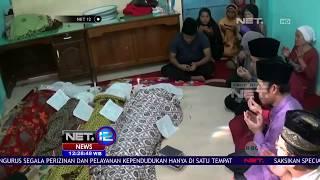 Pemakaman Satu Keluarga Korban Keracunan Genset Diwarnai Isak Tangis - NET12