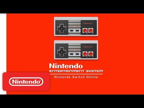 Nintendo Entertainment System - Nintendo Switch Online - Overview Trailer
