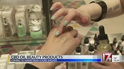 CBD oil beauty products coming to stores near you