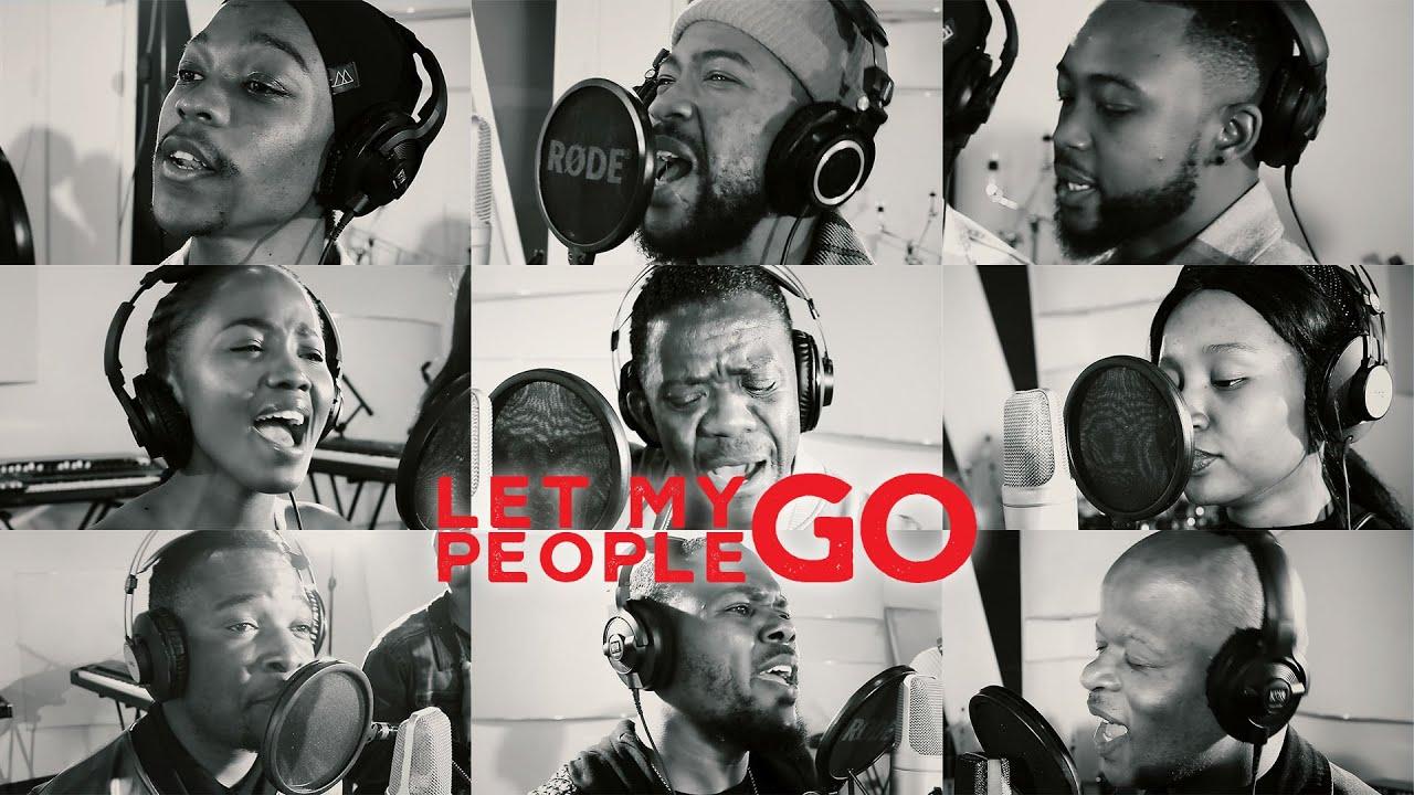 Download Spirit Of Praise - Let My People Go - Benjamin Dube/Collen/Takie/Dube Bros/Tshepang/Thando/Omega