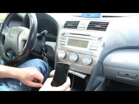 Bluetooth Kit for Toyota Camry 2007-2011 by GTA Car Kits