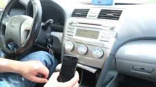 bluetooth kit for toyota camry 2007 2011 by gta car kits