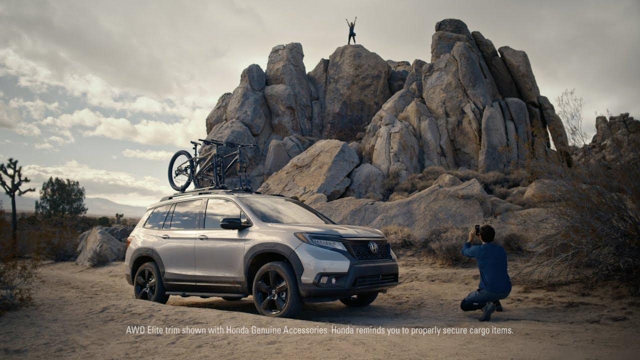 2020 Honda Passport Elite: Pack Your Weekend – Technology