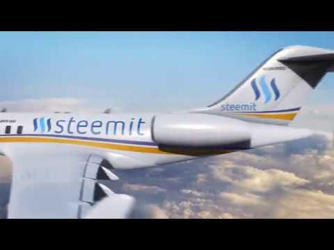Steemit Business Jet