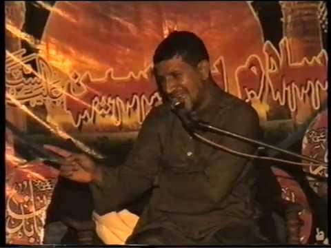 Download Allama Ayaz Hussain Qumi Part 3 | Sindhi Masaib e Imam e Hussain a.s Goth Aali Khabar Jatoi Larkano