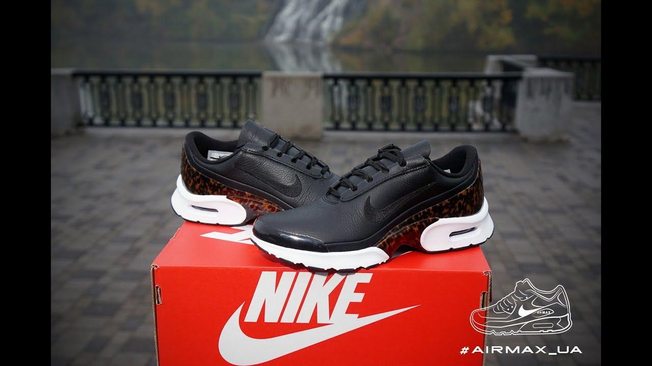 the best attitude e98e3 e900e Nike Air Max Jewell LX Black