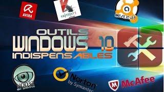 Quel Antivirus Choisir / Outils Indispensables Windows 10