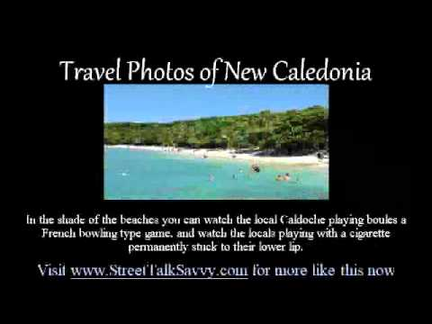 Travel Photos of New Caledonia