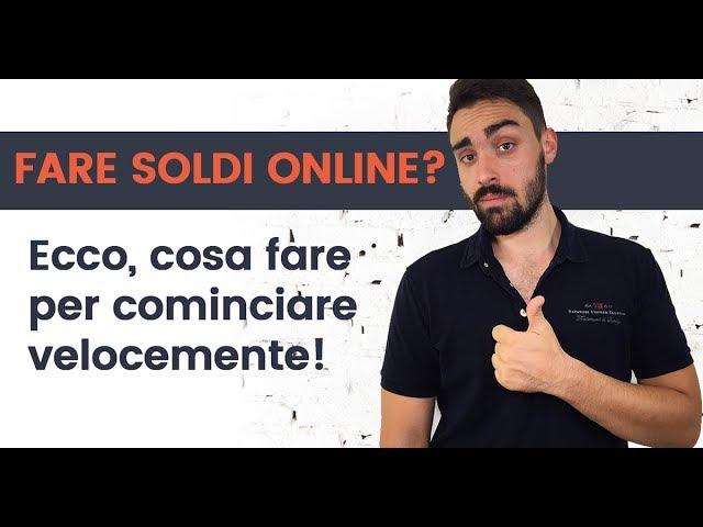Come fare soldi online Velocemente e guadagnare online con Youtube