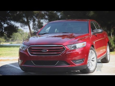 2015 Ford Taurus - Review and Road Test