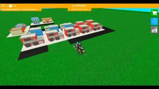 Roblox City Architect (Lost all my data at the end)