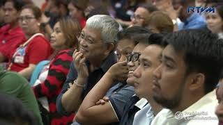 Partido Demokratiko Pilipino – Lakas ng Bayan (PDP-Laban) Marikina Campaign Rally (Speech)