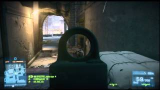 SPECTRE_spec-ops: PS3 BF3 BATTLEFIELD 3 first online gameplay video testing HD pvr Hauppauge
