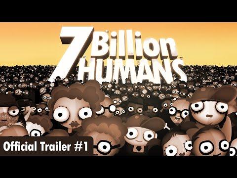 7 Billion Humans - Official Trailer #1