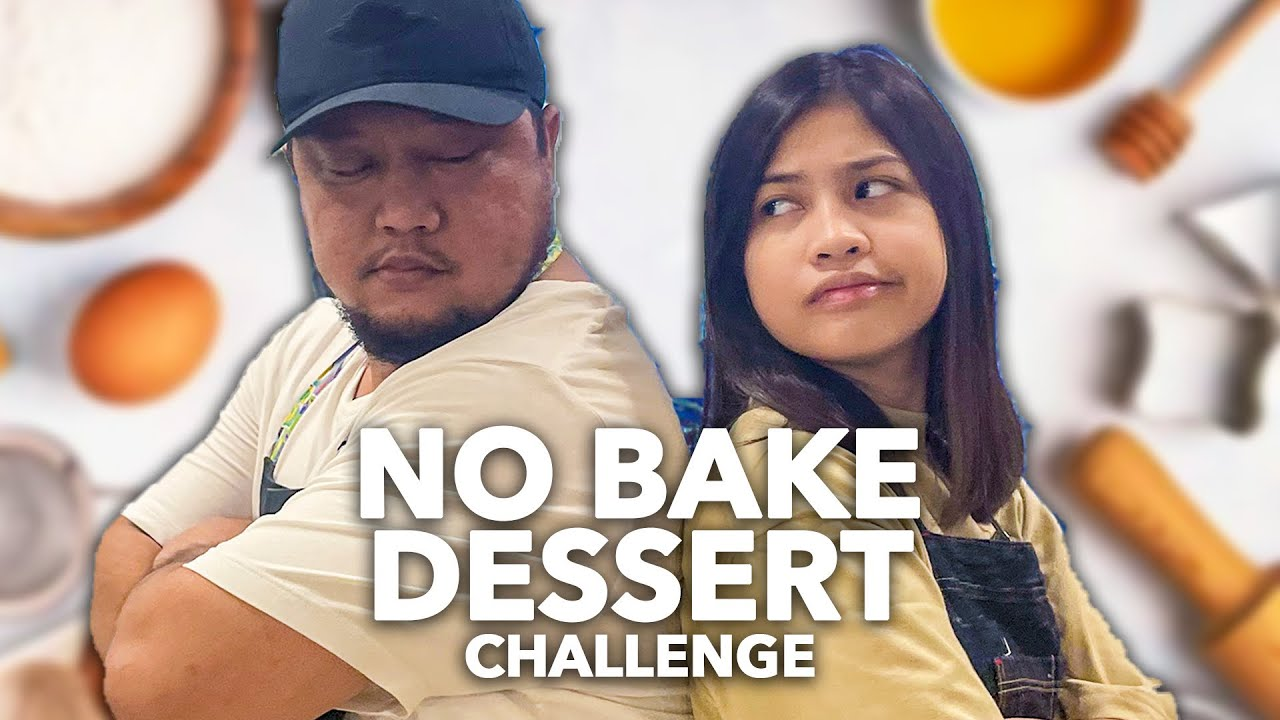 NO BAKE challenge wit chef MARKY!! (kinabahan nanaman ako) |Chelseah Hilary