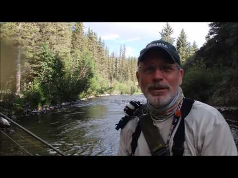 Colorado Fly Fishing Adventure July 2016