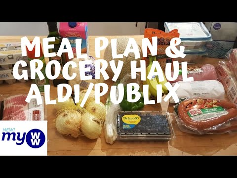 meal-plan-&-grocery-haul-|-publix-|-aldi-instacart-delivery