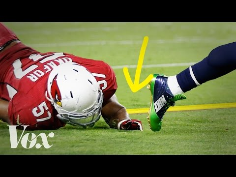Thumbnail: How the NFL's magic yellow line works