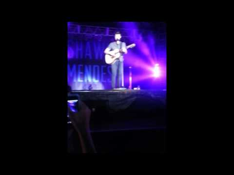 SHAWN MENDES - LIFE OF THE PARTY - REGINA SK