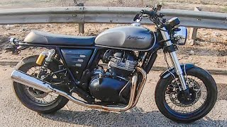 0-100 kmph In 5 Seconds: India's Fastest Royal Enfield Interceptor 650 (Top Speed, Acceleration)