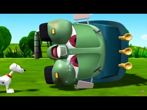 Finley The Fire Engine | Big Trucks Don't Cry | Full Episode | Cartoons For Kids 🚒