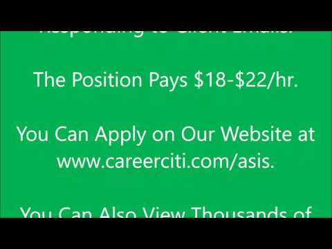 Work From Home Jobs Huntington Beach, Glendale, Santa Clarita California CA. Job At $18 - $22/hr