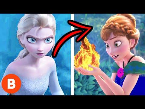 Disney's Frozen 2 Theories That Make So Much Sense