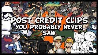 NCH Shots: Post credits animation compilation.