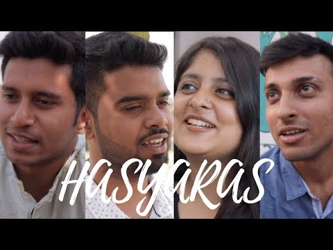 HASYARAS - A Documentary On College Going Stand Up Comedians