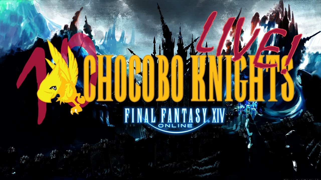 Final Fantasy XIV Livestream | Poetic Tome Farming | Chocobo Knights Free  Company