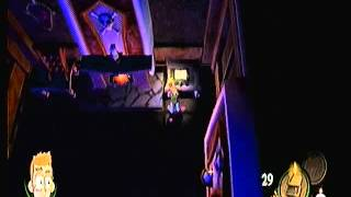 Haunted House (Wii) Playthrough Floor 1 (Mansion) Level 1