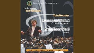 Symphony No. 5 in E Moll: I. Andante - Allegro con anima (Original)