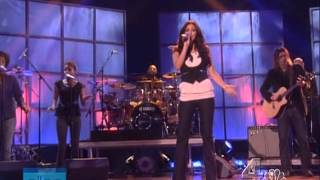 Katharine McPhee - Over It - Ellen Show