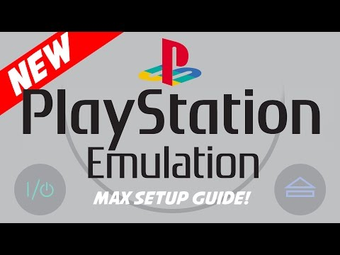 PlayStation 1 Ultimate Emulator Guide - MAX SETTINGS!