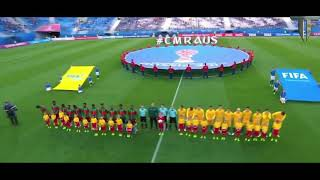 Word cup russia 2018