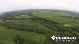 Peoples Company -   #12441 Guthrie County, Ia Farm & Hunting Land For Sale