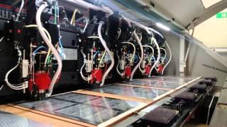 Máy khoan lỗ bản mạch điện tử (circuit board drilling machine)  Hitachi Hmark 50D