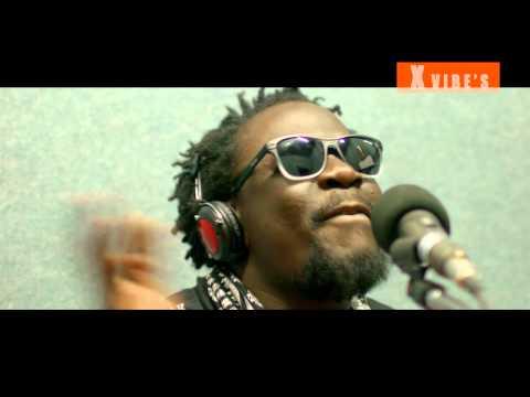 Black Shaka interview live avec xvibes