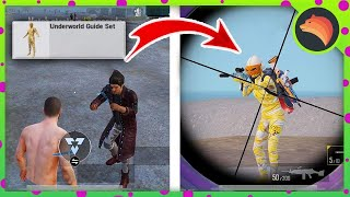 He Took My Outfit \u0026 I Did THIS | PUBG MOBILE