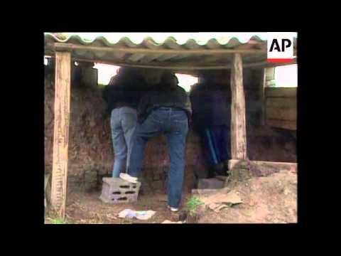 SERBIA: KOSOVO CRISIS LATEST SITUATION