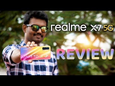 இந்தியாவின் குறைந்த விலை 5G Mobile 🔥 | Realme X7 5G – Unboxing & Review | Tech Boss