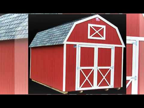 Rent To Own Sheds Near Me - YouTube