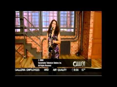 Ava Lemert on Good Day Sacramento TV