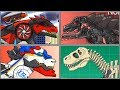 Dino Robot T-Rex Corps - Full Game Play